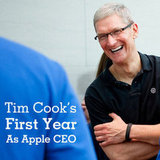 Tim Cook's Freshman Year