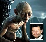 The Man Behind Gollum : The Hobbit- Unexpected Journey