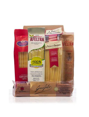 Affordable: Pasta Sampler