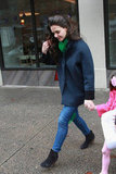Katie Holmes spent her birthday with Suri Cruise.