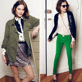 Catherine McNeil Stars in Madewell's Holiday Look Book: