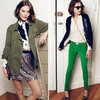 Catherine McNeil Stars in Madewell&#039;s Holiday Look Book: