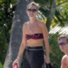 Kate Moss&#039;s Bikini Style in St. Barts (Video)