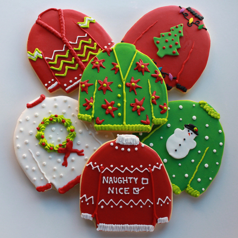Merry and Bright Cookie Collection