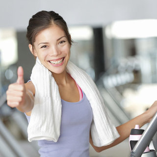 30-Minute Gym Plan With Elliptical Intervals