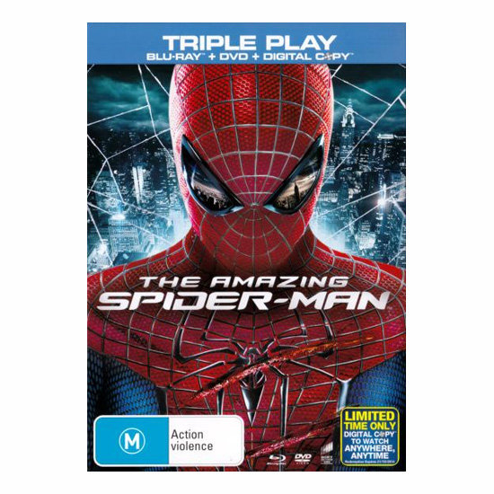 The Amazing Spider-Man, $36.98