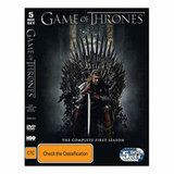 Game of Thrones Season 1, $32.98