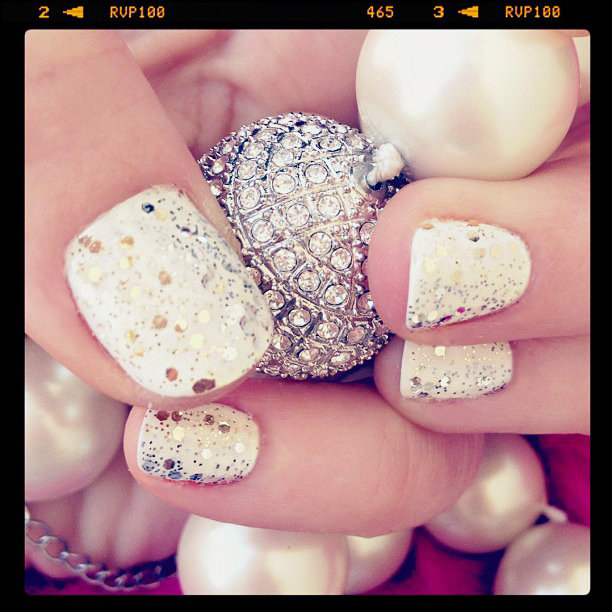 The Best Glitter Nail Polishes