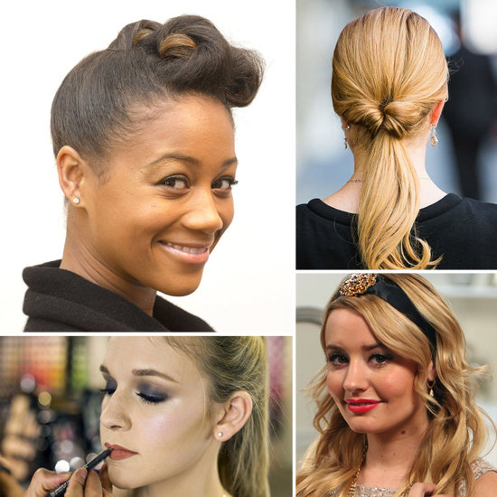 40+ Holiday Hair and Makeup Ideas to Try Now