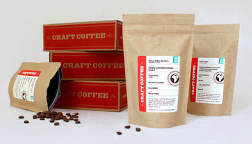 Craft Coffee Subsciption