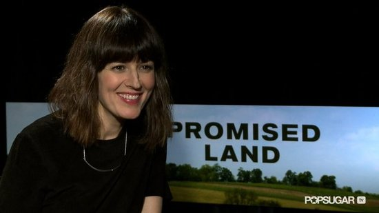Rosemarie DeWitt Praises Her Promised Land Leading Men and Talks Mad Men