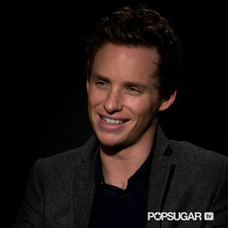 Eddie Redmayne on Friendship With Robert Pattinson | Video