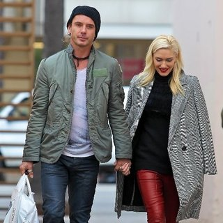 Gwen Stefani and Gavin Rossdale Go Shopping | Pictures