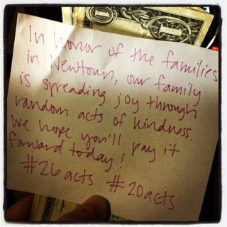 26 Acts of Kindness Campaign