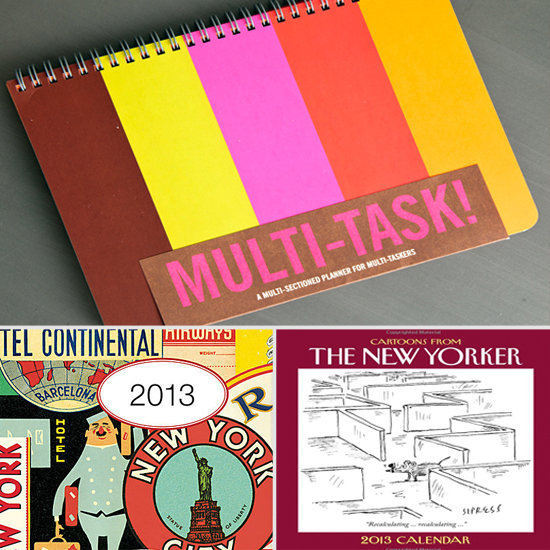 2013 Planners For Every Personality