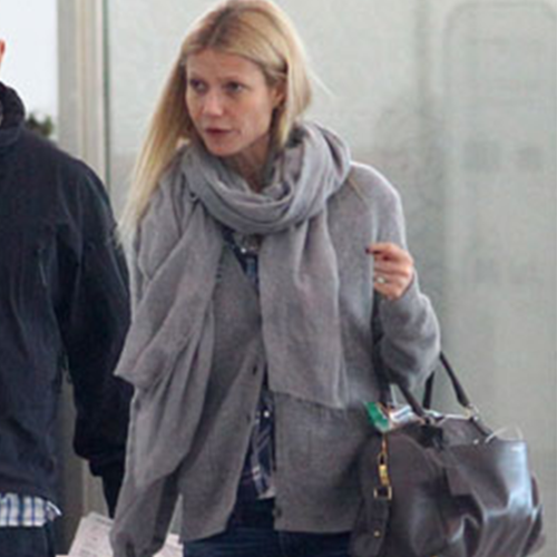 Gwyneth Paltrow's Airport Style 2012 (Video)