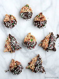 Holiday Rice Krispie Treats