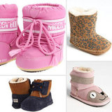 8 Cozy Boots For the Littlest Snow Bunnies