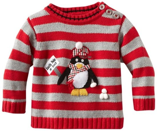 Kitestrings Penguin Sweater