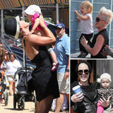 Pink and Willow Hart's Cutest Mommy-and-Me Moments of 2012