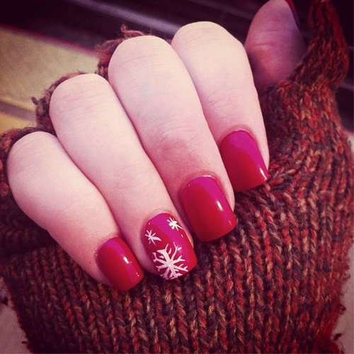 Holiday Nail Art Designs