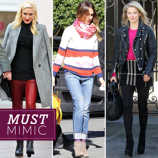 Top 5 Celebrity Styles to Be Inspired By This Week