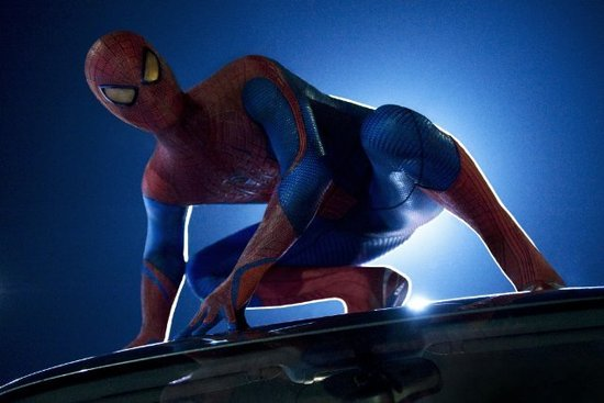 6. The Amazing Spider-Man