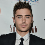 Zac Efron Lands a New Role