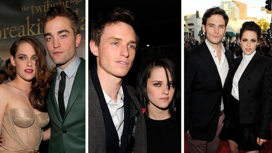 "Video: Why Eddie Redmayne Told Kristen That Rob Pattinson's ""a Good Boy""!"