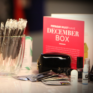 PopSugar December Must Have Box Reveal Video
