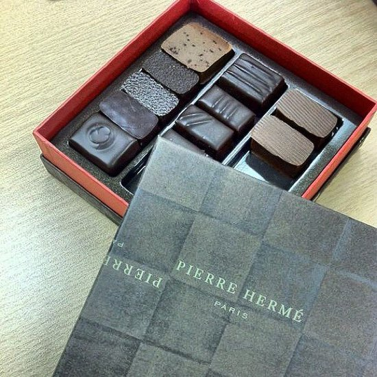 Pierre Hérme Chocolates