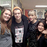 Harry Styles Gets New Ship Tattoo With Taylor Swift