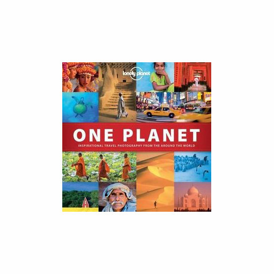 Lonely Planet: One Planet, $15.99