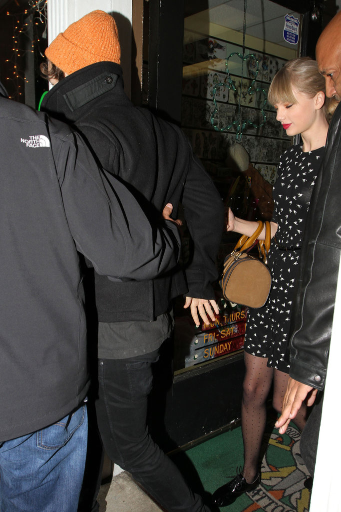 Harry Styles Gets Inked in LA With Taylor Swift