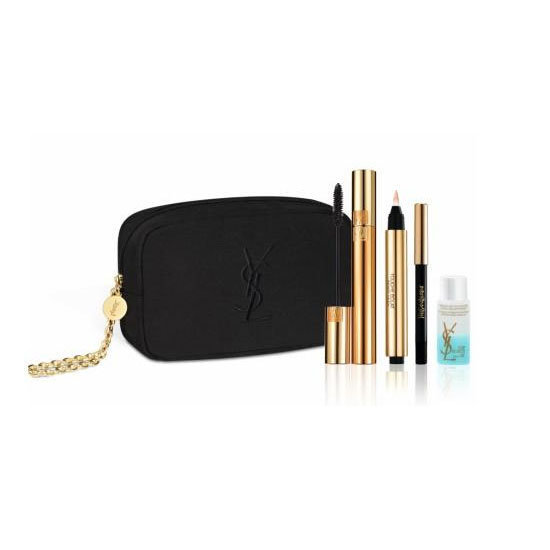Yves Saint Laurent Essential Eye Makeup Set, $99