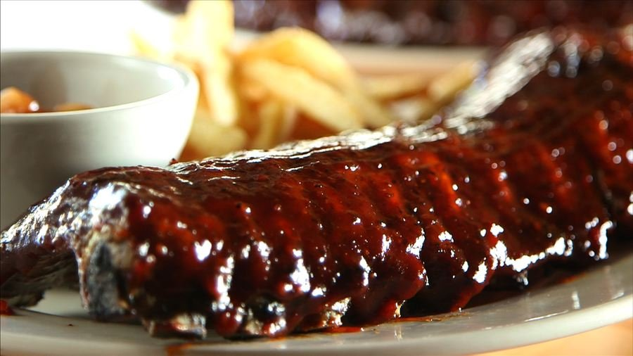 House of Cards — Baby Back Ribs