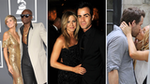 Video: Top 8 Shocking Celebrity Couple Moments of 2012!