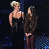Britney Spears on The X Factor 2012 (Video)