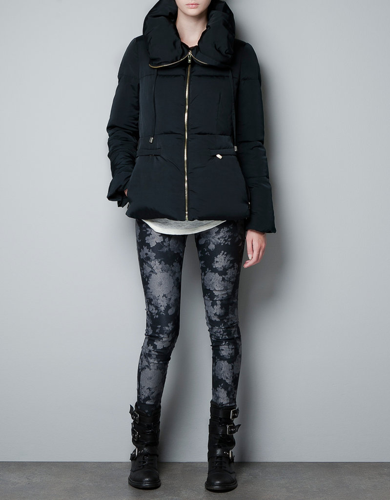Zara Short Puffer Jacket ($130, originally $169)