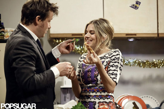 Sienna Reveals Naughty Gift From Godmother — That Led to Pregnancy!