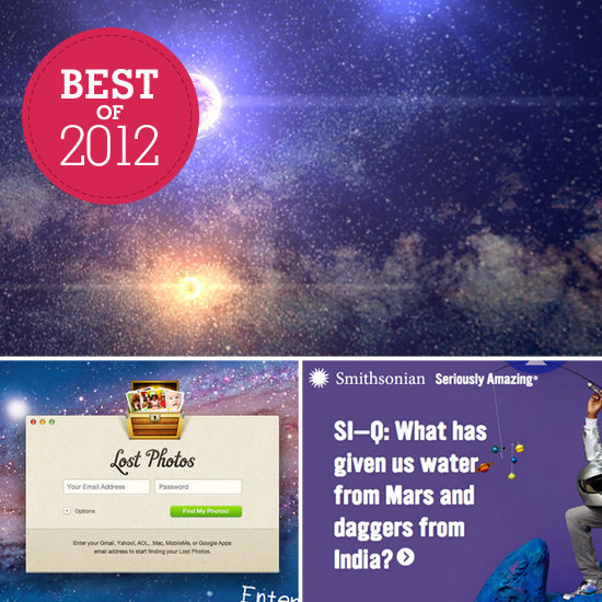 Best of 2012: The Top 12 Websites of the Year