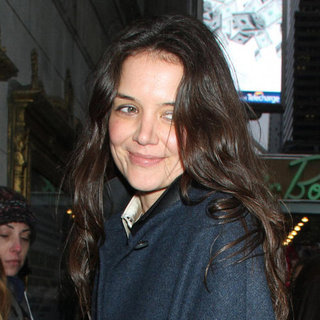 Katie Holmes Spends Christmas Without Suri