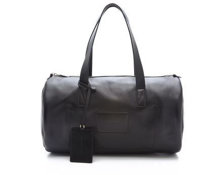 We love the minimal, sleek feel of this Marc by Marc Jacobs Class Act Duffel ($234, originally $468).