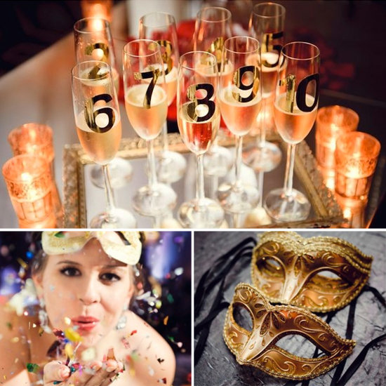 Have a New Year's Eve Wedding Bash