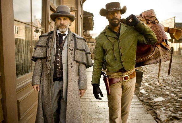 Bloodiest Christmas Present: Django Unchained