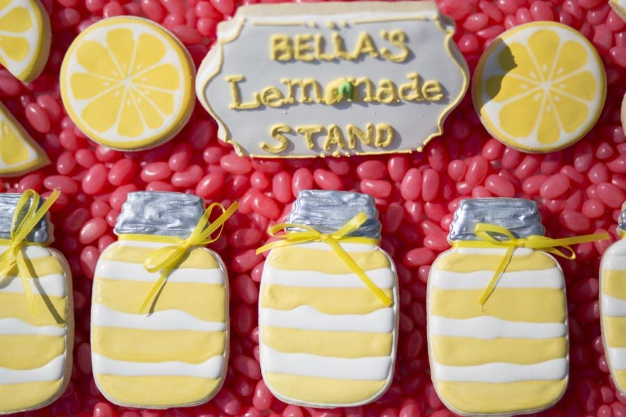 Bella's Lemonade Cookies