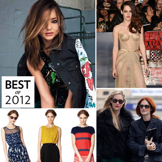 The Votes Are In — Catch Up on All Our Best of 2012 Fashion Coverage