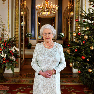 Queen Elizabeth II Christmas Broadcast 2012