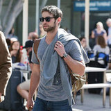 Chace Crawford Pictures in Sydney For New Year's Eve