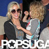 Ashlee Simpson and Son Bronx Wentz Home After Hawaii